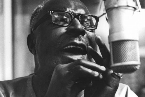SONNY TERRY – Sonny is King